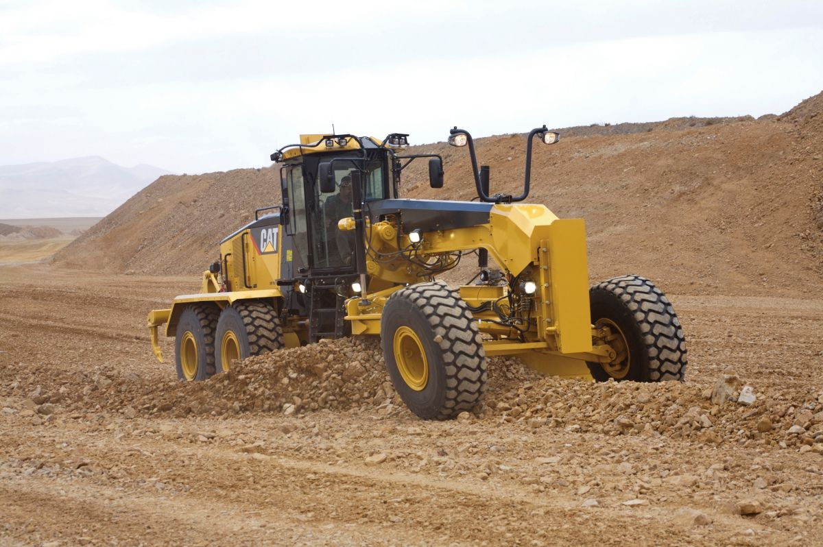 New 16m Motor Grader Motor Graders Machines