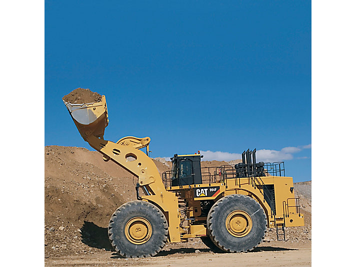 994F Large Wheel Loaders