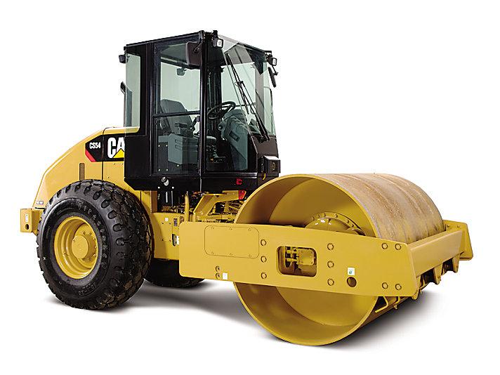 CS54 XT Vibratory Soil Compactor