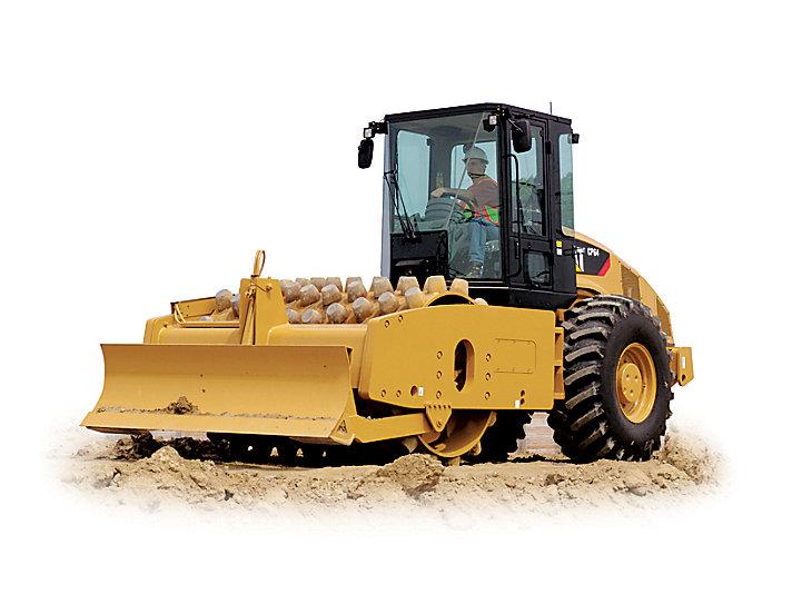 CP64 Vibratory Soil Compactor