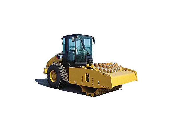 CP76 Vibratory Soil Compactor
