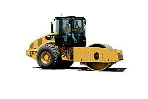 CS74 Vibratory Soil Compactor