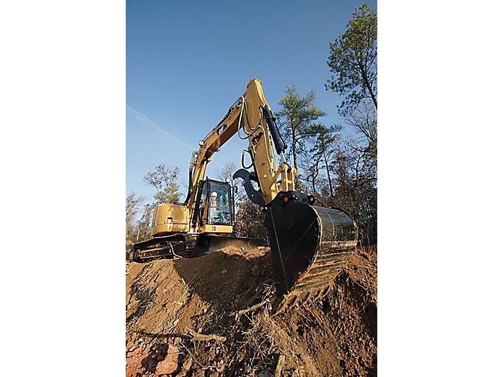 308D CR Hydraulic Excavator