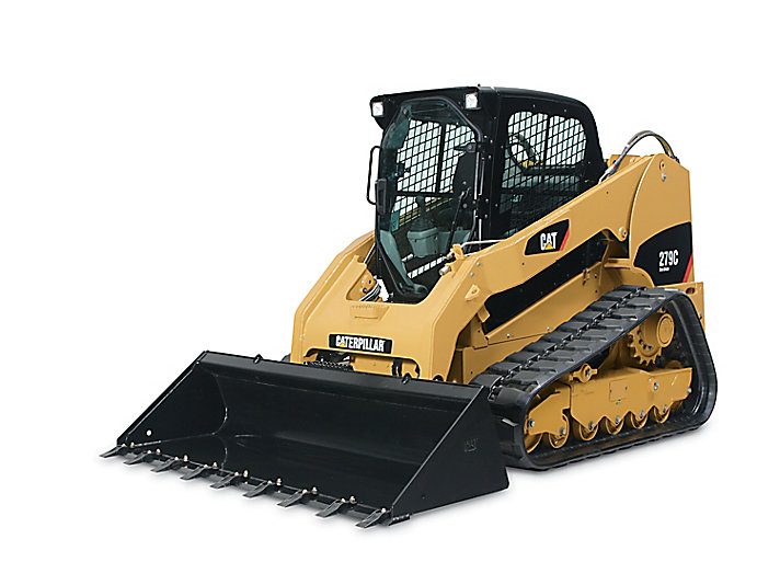 279C Series 2 Compact Track Loader