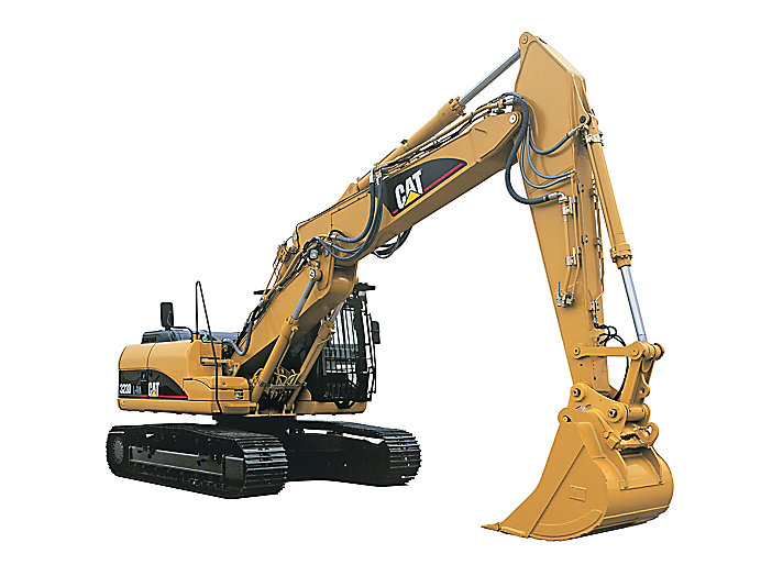 Excavadora Mediana 323D L