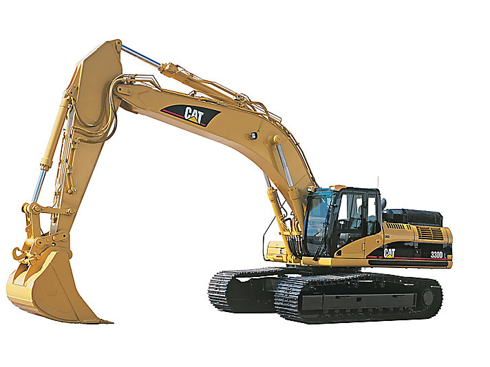 Excavadora Grande 330D L/LN