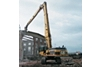 345C UHD Ultra High Demolition (UHD) Hydraulic Excavators