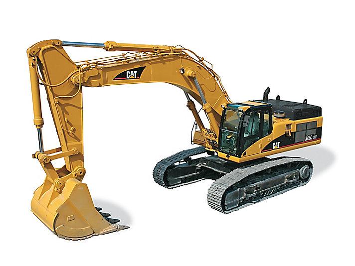Excavadoras Hidráulicas 345C para demolición a gran altura (UHD, Ultra High Demolition)