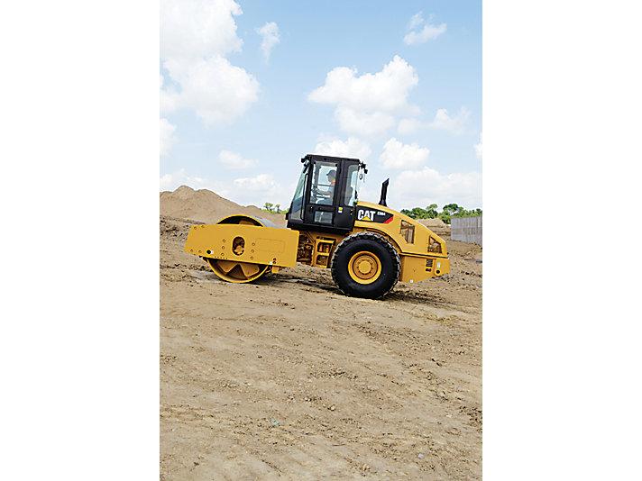 Vibratory Soil Compactor CS64