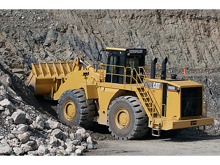 990H Large Wheel Loader