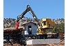 519 SM Stationary Mount Knuckleboom Loaders