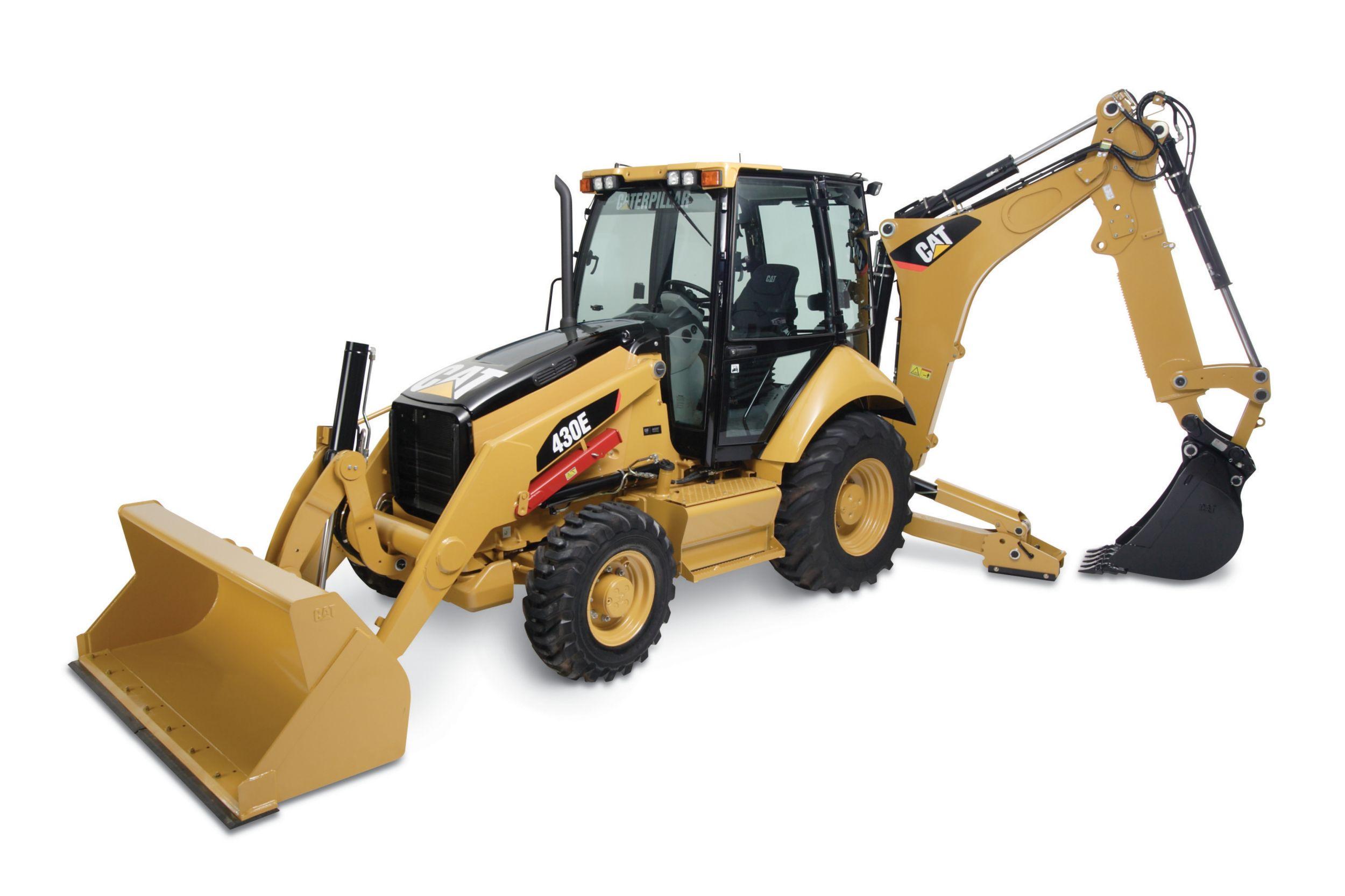 Cat E Backhoe For Sale