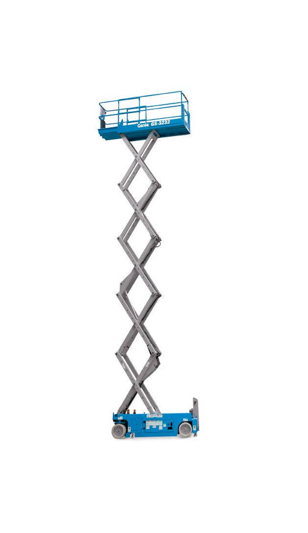GS-2669 RT Scissor Lift