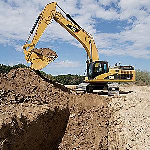AccuGrade™ Grade Control System for Hydraulic Excavators