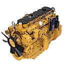 Cat® C6.6 Electronic Diesel Engine with ACERT Technology