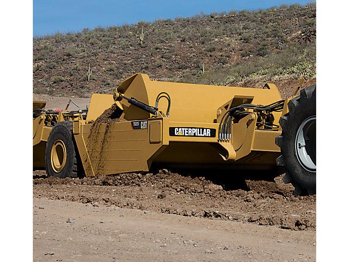 TS225 Towed Scraper