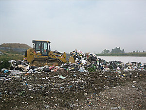 Waste Handling Arrangement
