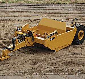 TS220 Towed Scraper