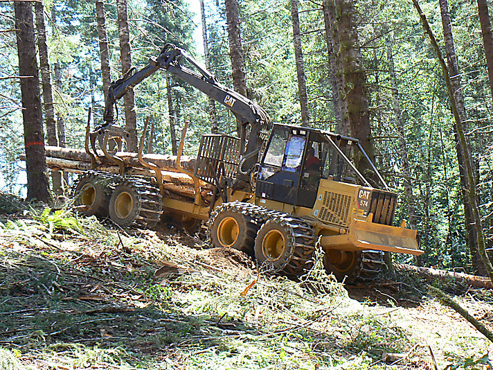 Forwarder 574