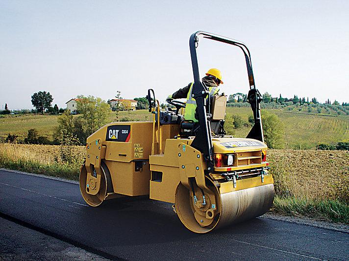 CB34 Utility Roller