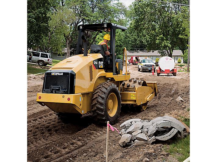 CP44 Vibratory Soil Compactor