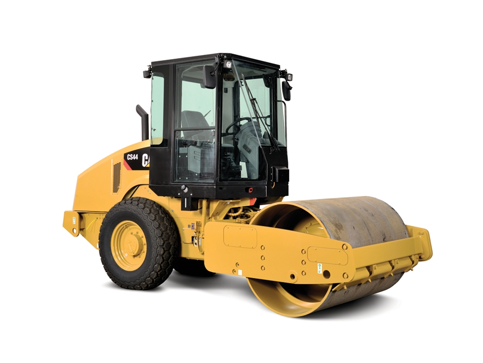 new cs44 vibratory soil compactor for sale whayne cat. Black Bedroom Furniture Sets. Home Design Ideas