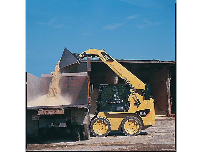 252B Series 3 Skid Steer Loader