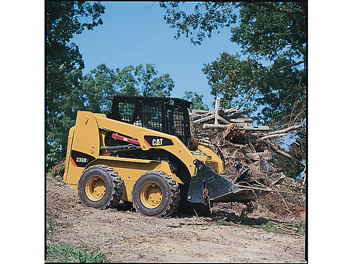 236B Series 3 Skid Steer Loader