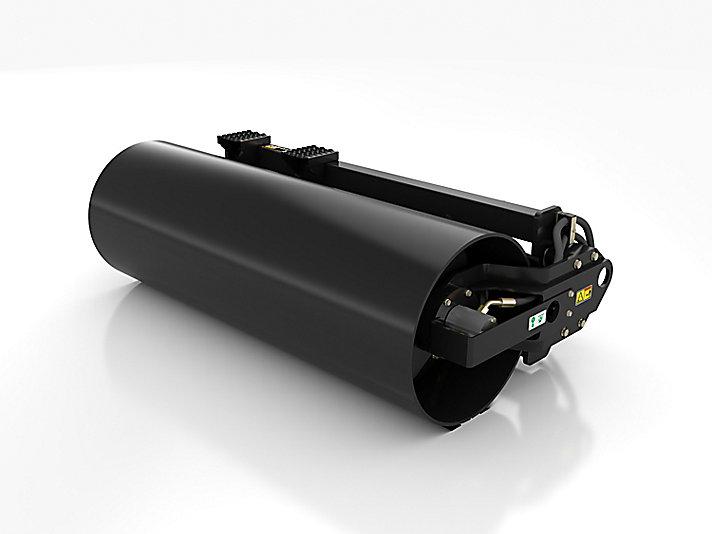 Vibratory Drum Compactor