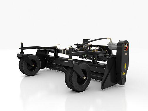 PR190 - Power Box Rakes