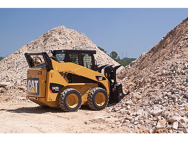 242B Series 3 Skid Steer Loader