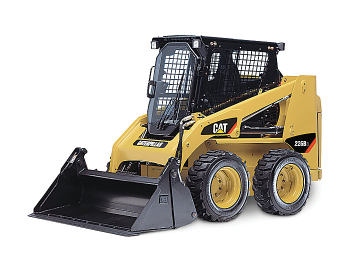Skid Steer Loader 226B Seri 3