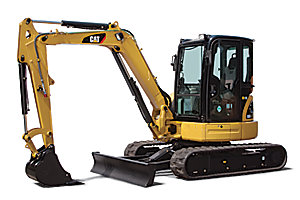 305D CR Mini Hydraulic Excavator