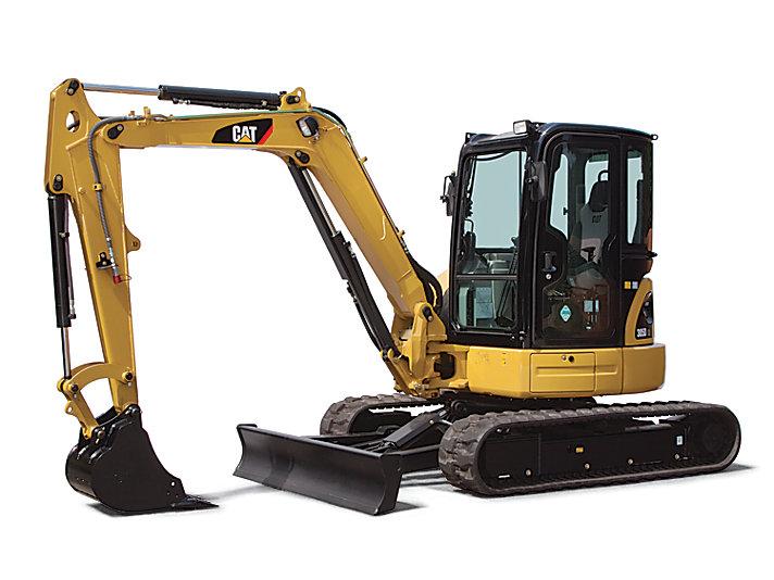 305.5D CR Mini Hydraulic Excavator