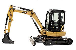 304D CR Mini Hydraulic Excavator