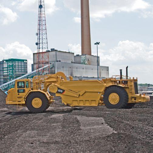 637G - Coal Bowl Scrapers