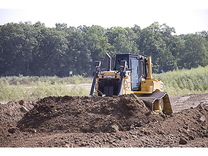 D6T  Medium Track-Type Tractors