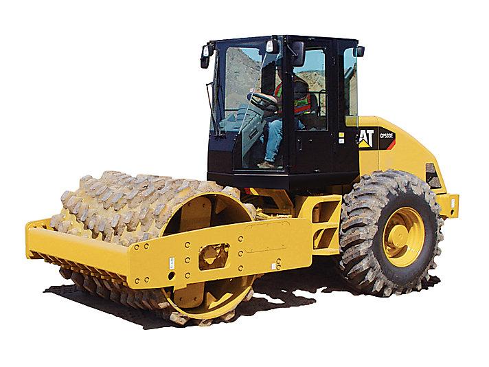 CP533E Vibratory Soil Compactor