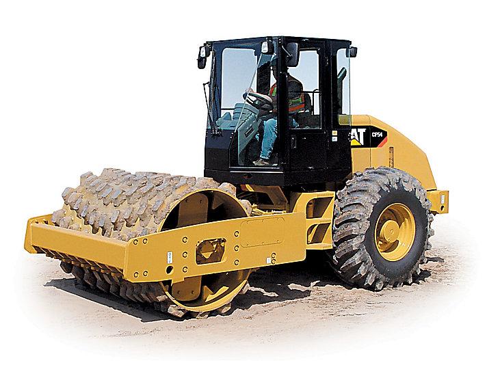 Vibratory Soil Compactor CP54