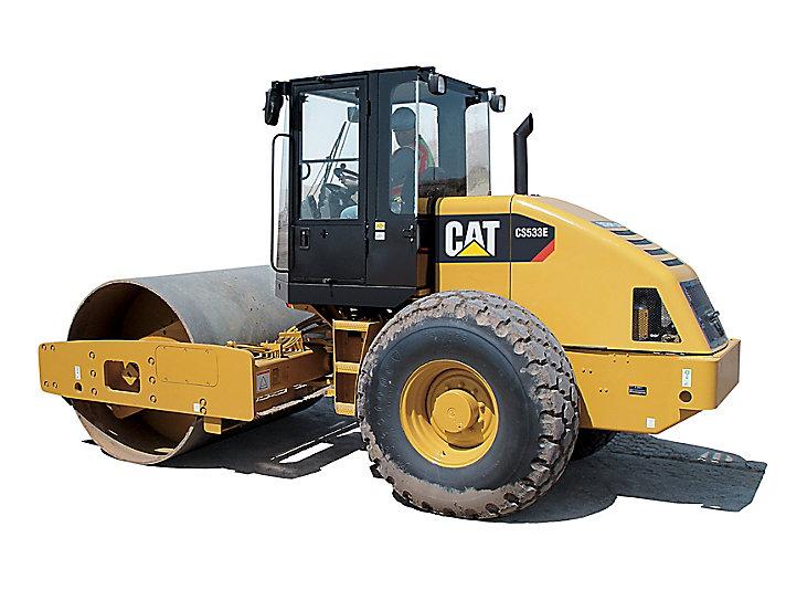 CS533E XT Vibratory Soil Compactor