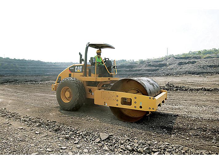 CS533E Vibratory Soil Compactor