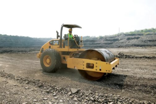 CS533E - Vibratory Soil Compactors