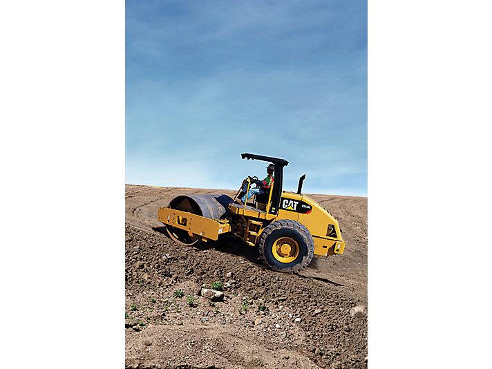 ضاغط التربة الاهتزازي CS533E