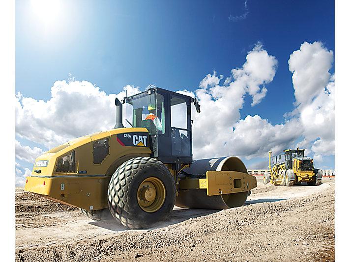 CS56 Vibratory Soil Compactor