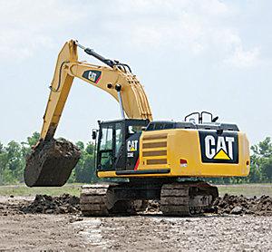 336E L Hydraulic Excavator