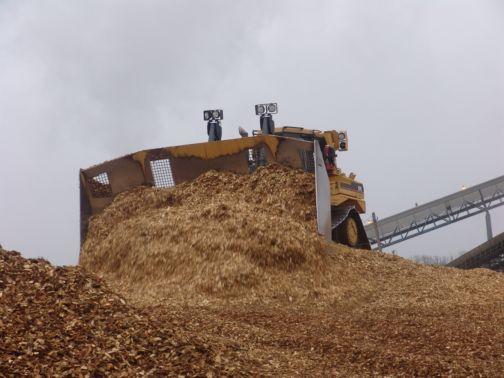 72.6 m³ (95.0 yd³) - Woodchip U-Blades
