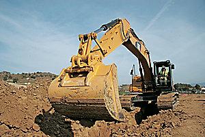321D LCR Medium Hydraulic Excavator