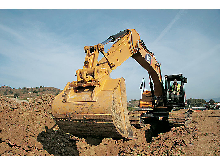 321D LCR Medium Hydraulic Excavator