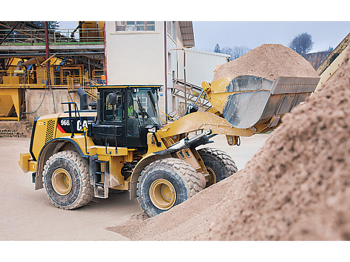 966K Medium Wheel Loader