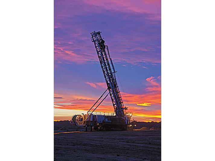 MD6750 旋转式钻机